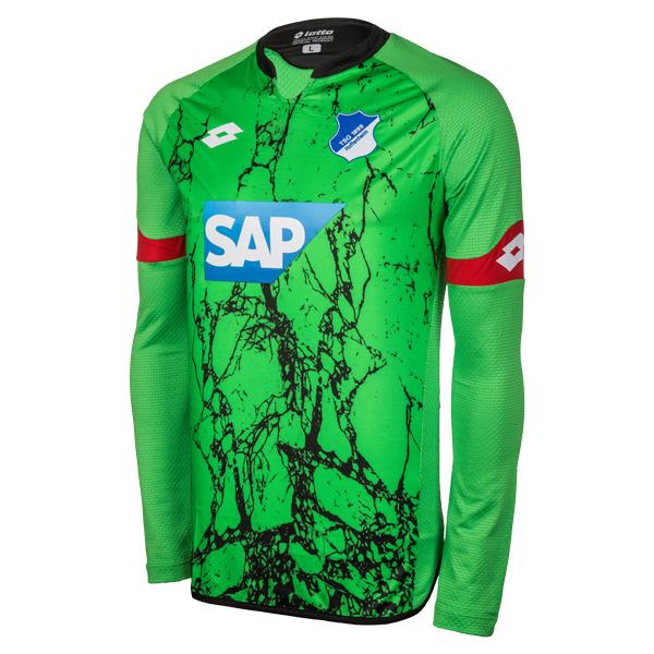 Hoffenheim Goalkeeper Kit 15 16