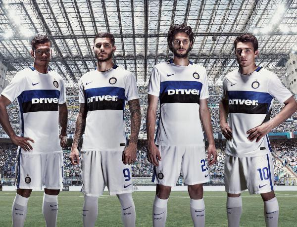 Jersey Inter Away 2015 16