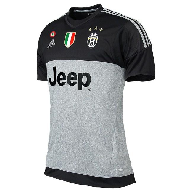 Juventus Goalkeeper Kit 2015 2016
