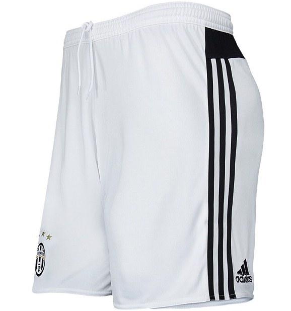 Juventus Home Shorts 15 16