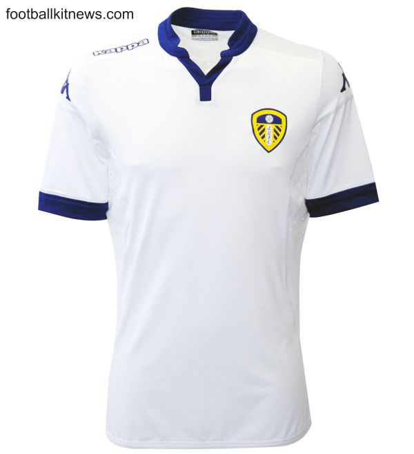 New Leeds Kappa Kit 2015-16- LUFC Home Shirt 15-16