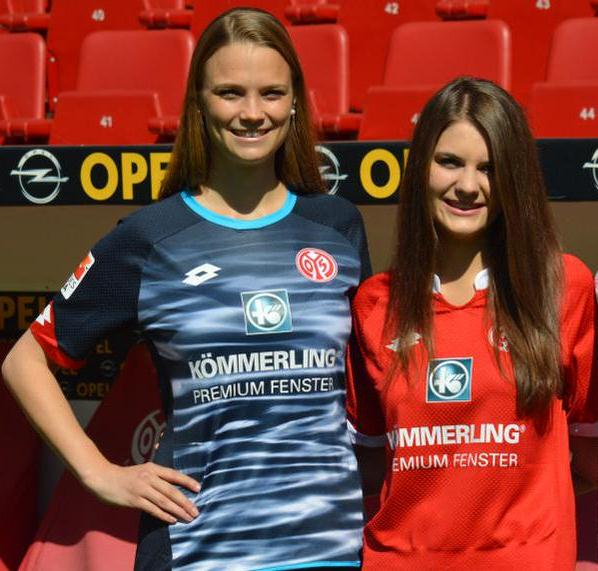 New Mainz Jerseys 2015-2016- FSV Mainz 05 Kits 2015/16 Home Away Third