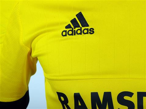 New Boro Away Kit 2015-16 Adidas Middlesbrough Yellow Shirt 15-16
