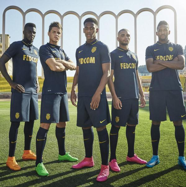 Monaco Away Kit 15 16