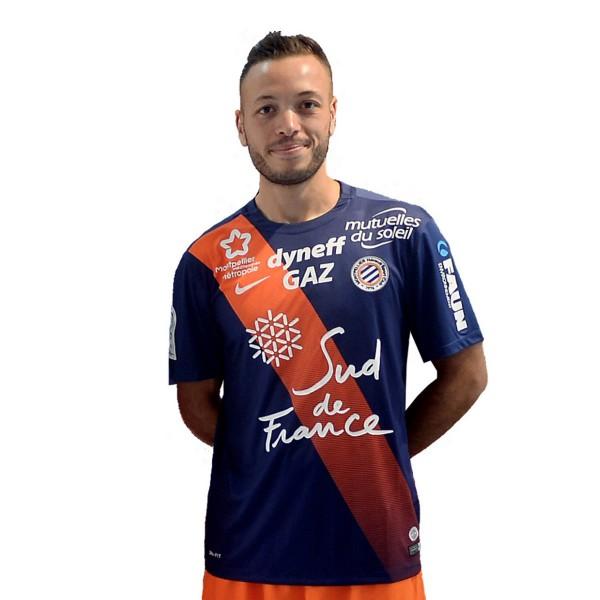Montpellier Home Shirt 15 16