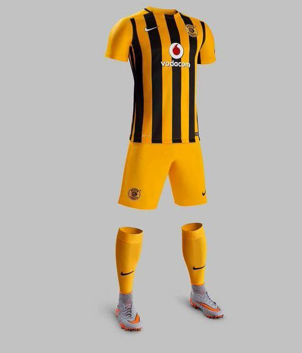 New Kaizer Chiefs Jersey 2015 16