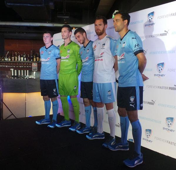 New Sydney FC Kit 2015 2016