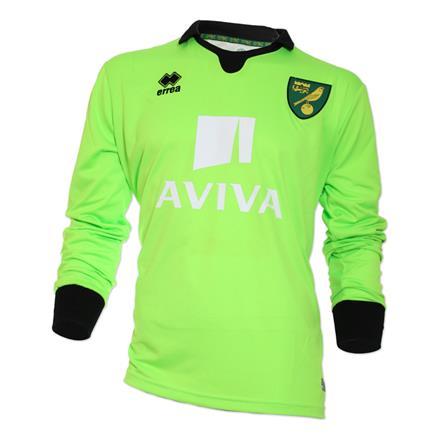 Norwich City GK Shirt 2015 2016
