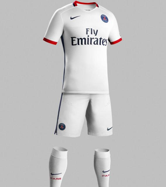 PSG Away Kit 15 16