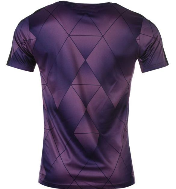 Purple Rangers Shirt 2015 2016