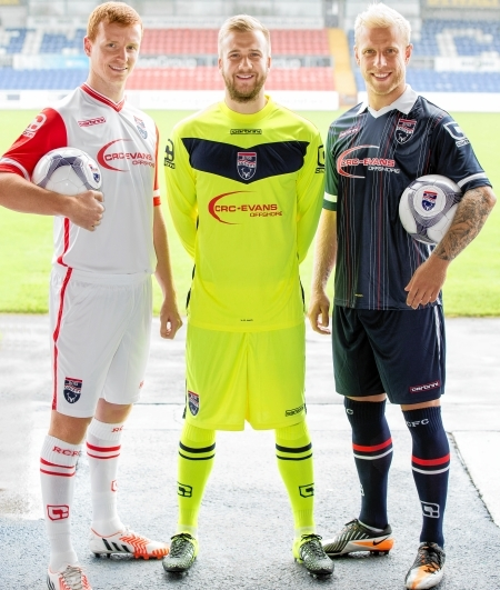 Ross County Kit 2015 16