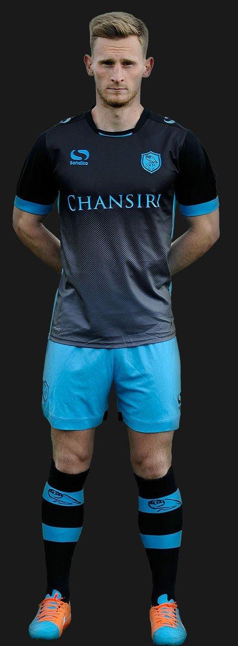 SWFC Away Kit 2015 16