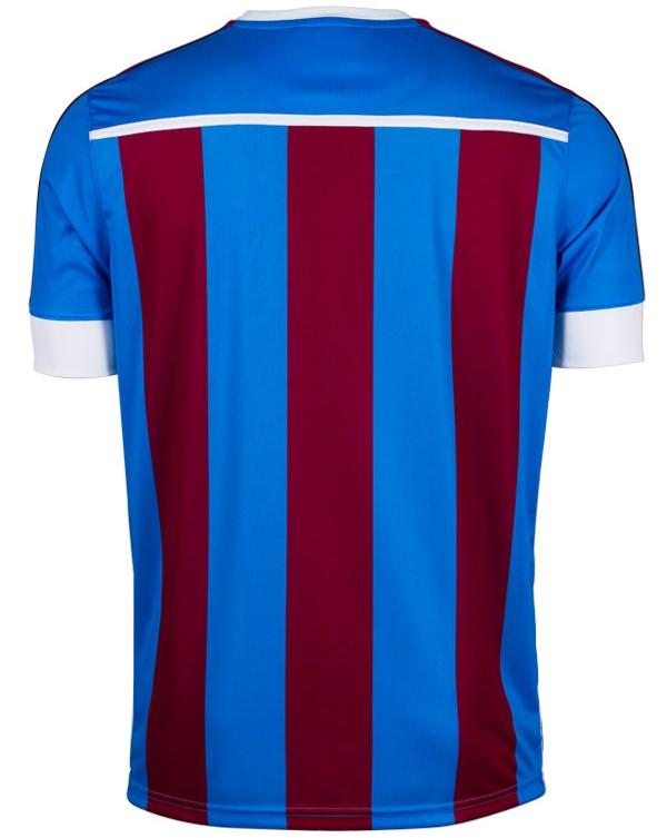 Scunthorpe Shirt 2015 16 Back