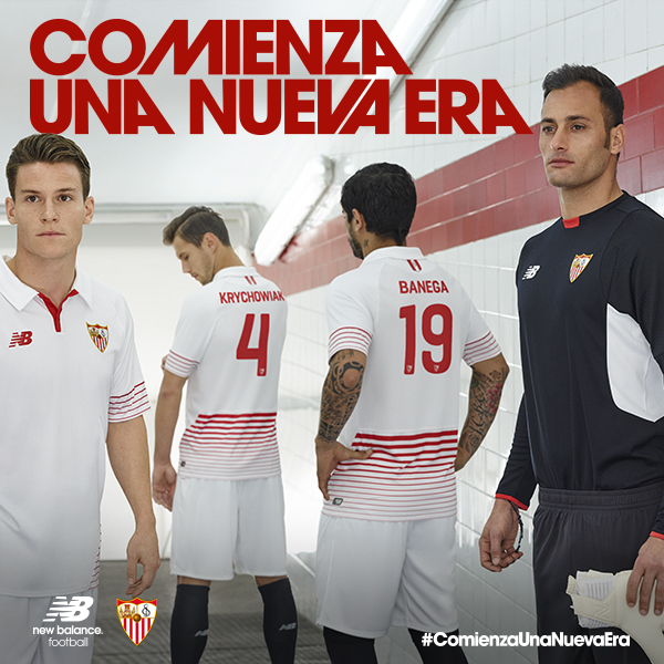 Sevilla Home Kit 2015 2016