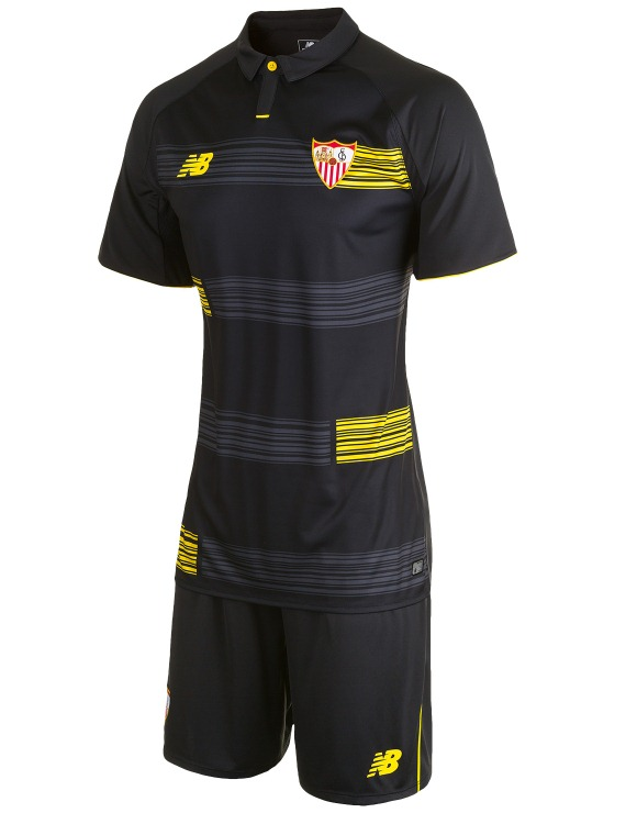 Sevilla Third Shirt 2015 16