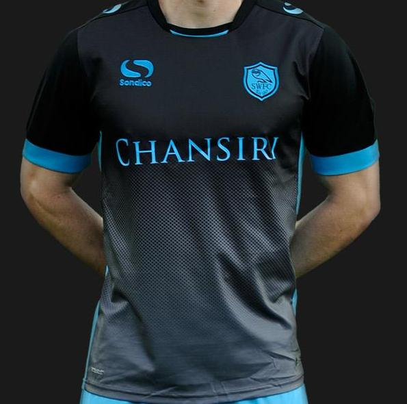 New Sheffield Wednesday Away Kit 2015-2016- SWFC Alternate Jersey 15-16 Sondico
