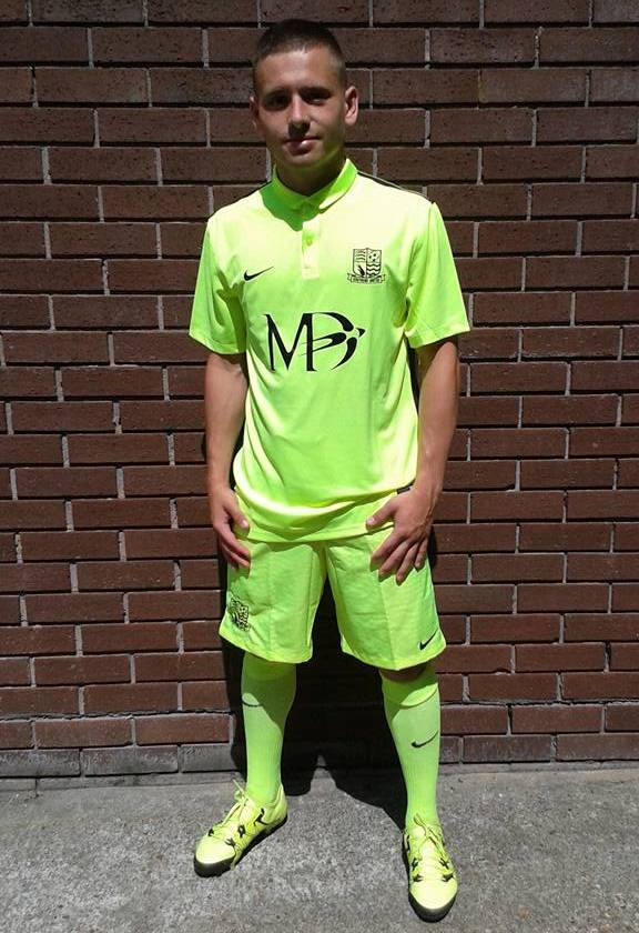 Southend United Away Kit 15 16