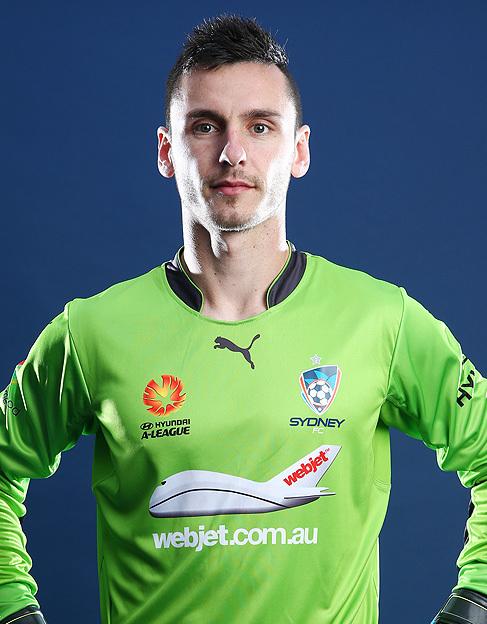 Sydney FC Goalkeeper Jersey 2015 2016