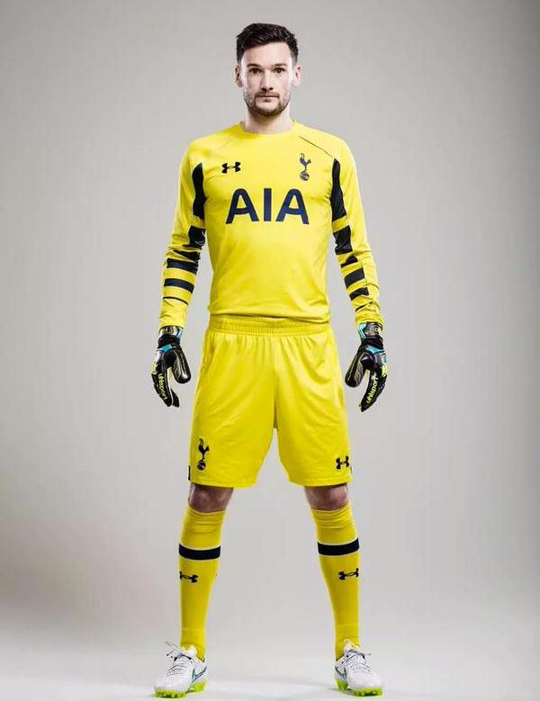 Tottenham Away Goalkeeper Shirt 15 16