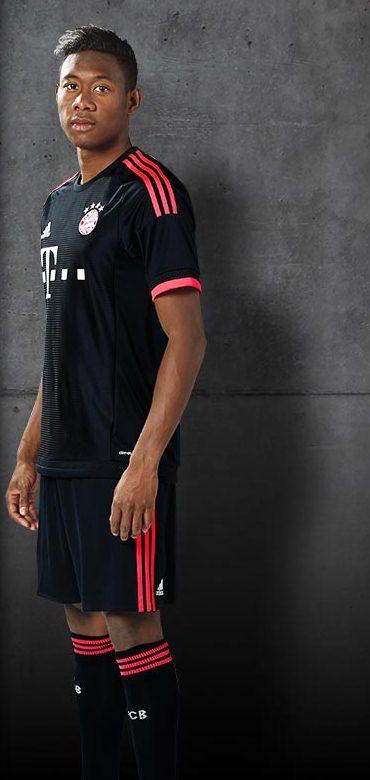 Bayern Third Jersey 2015 16