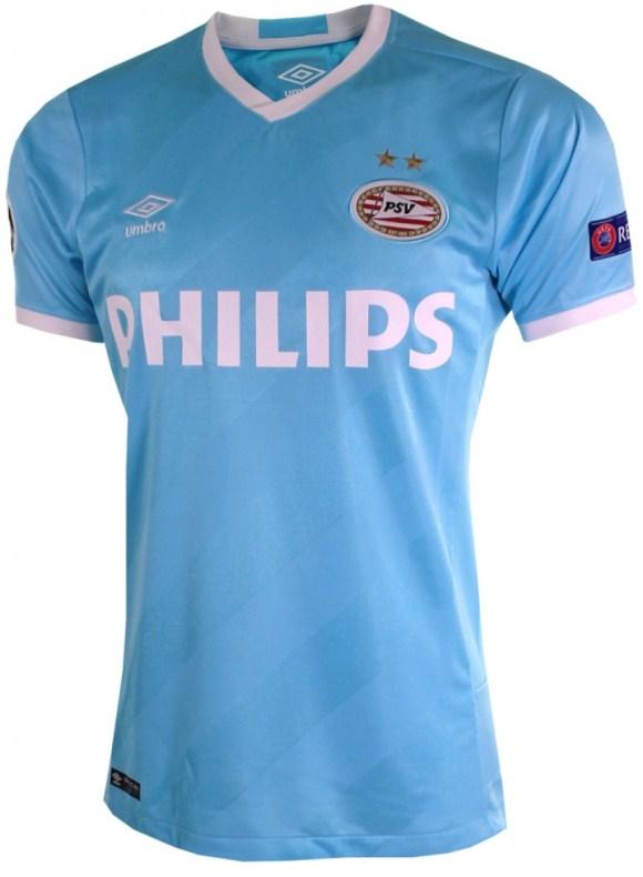 Blue PSV Jersey 2015 16