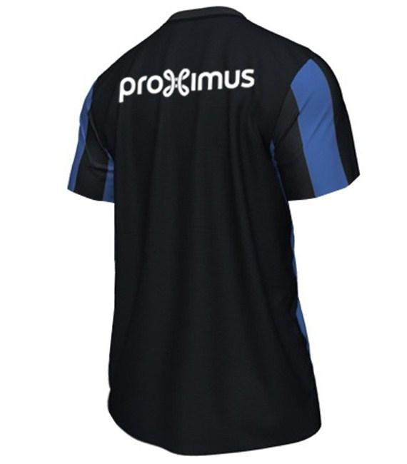 Club Brugge Home Shirt Back 2015 2016