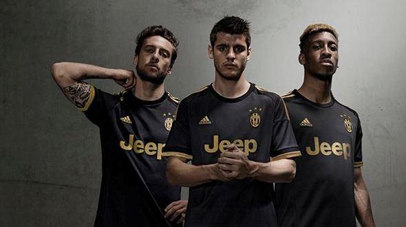 Jersey Juventus Third 2015 2016