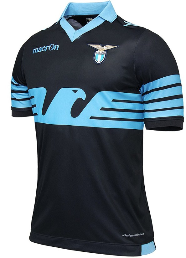 Lazio Away Kit 2015 16