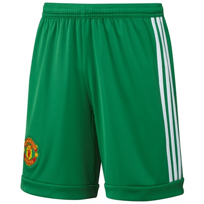 Man Utd Goalkeeper Shorts 15 16