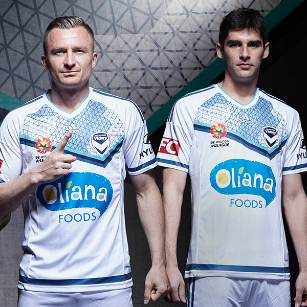 New Melbourne Victory Jersey 2015-2016- Adidas MVFC Kits 2015-16 Home Away