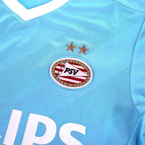 Blue PSV Third Kit 15-16- PSV Eindhoven Umbro 3rd Jersey 2015-2016