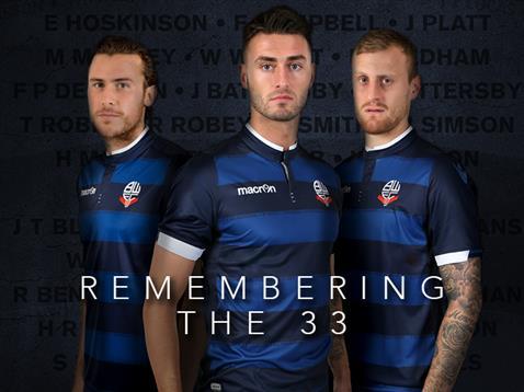 Bolton New Third Shirt 2015