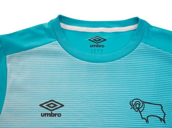 DCFC Third Kit 15/16- New Derby County 3rd Shirt 2015-2016 Umbro
