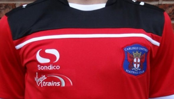 Red Carlisle United Kit 2015-16- New CUFC Third Shirt 2015-2016
