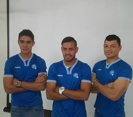 El Salvador Mitre Shirt 2016