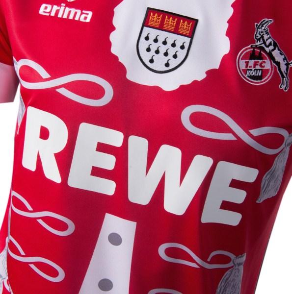 FC Koln Karneval Shirt 2015