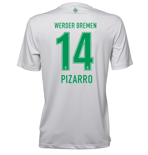 Werder Bremen Alternate Kit 15 16