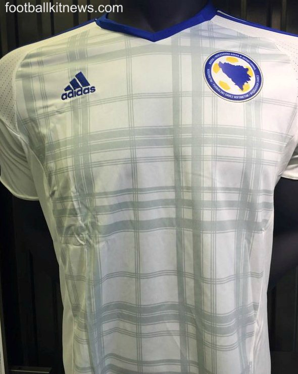Bosnia Away Jersey 2016