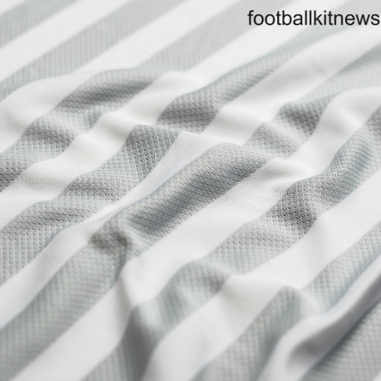 Denmark Away Shirt 2016 Closeup