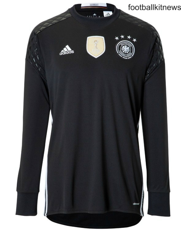 Germany Goalkeeper Shirt 2016 2017