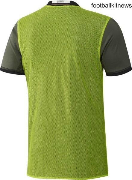 Germany Reversible Shirt Euro 2016