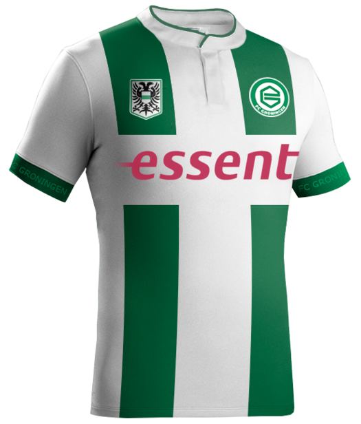 New Groningen Shirt 2016-17 | FC Groningen Kits 16-17 Home Away Robey Sportswear