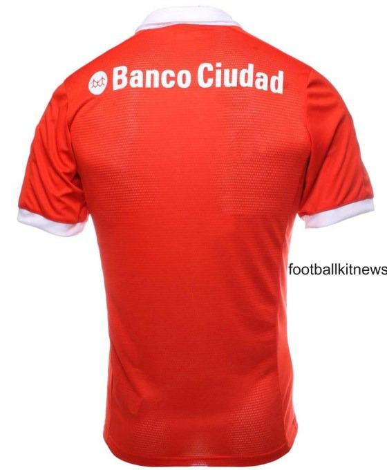 Independiente Kit 2016 Back
