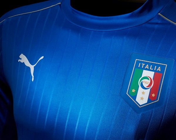 New Italy Euro 2016 Jersey- Puma Azzurri Home Kit 2016-17