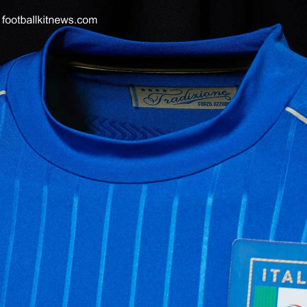 Italy Euro 2016 Strip Closeup