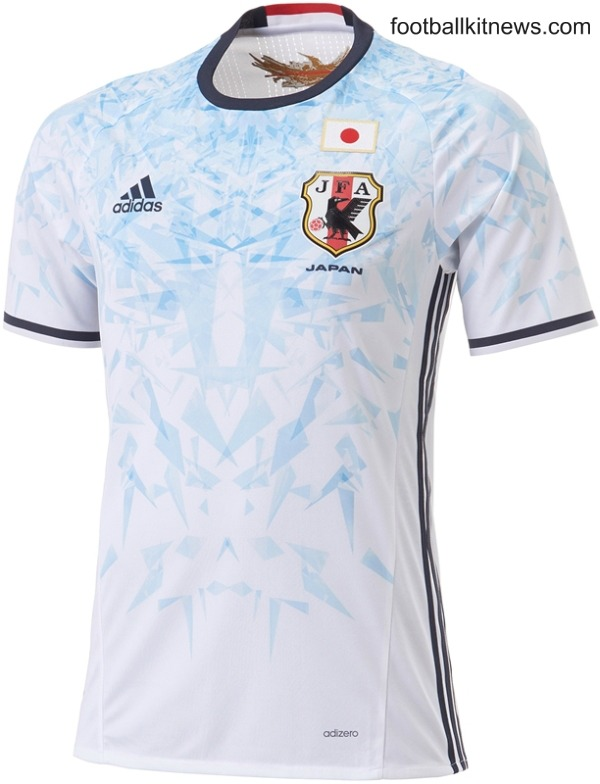 Japan Away Football Shirt 2016