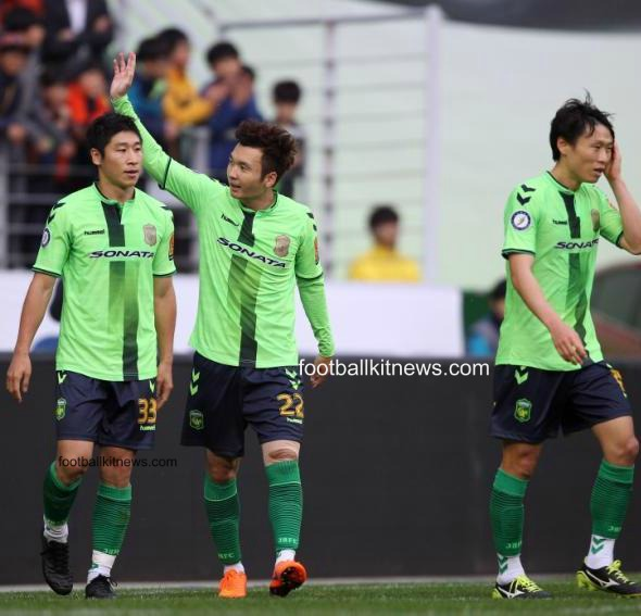 Jeonbuk Motors Kit 2016
