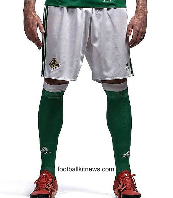 NI Football Shorts 2016 17