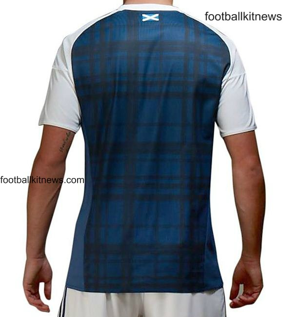 New Scotland Home Top 2016 Back