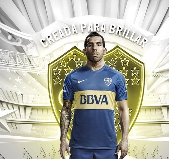 New Boca Juniors Jersey 2016- Nike Boca Home Shirt 2016